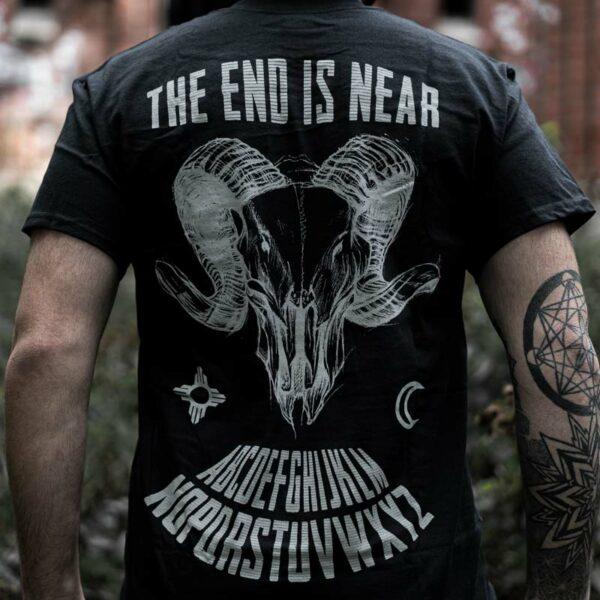 Solar Eruption - Goat Ouija T-shirt (Flo Hoa)