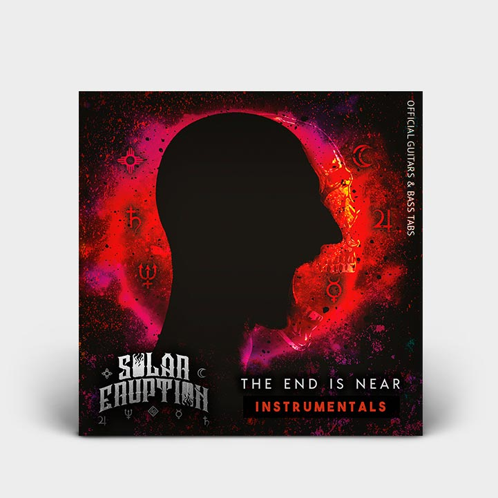 Solar Eruption - The End Is Near (guitars & bass tabs)