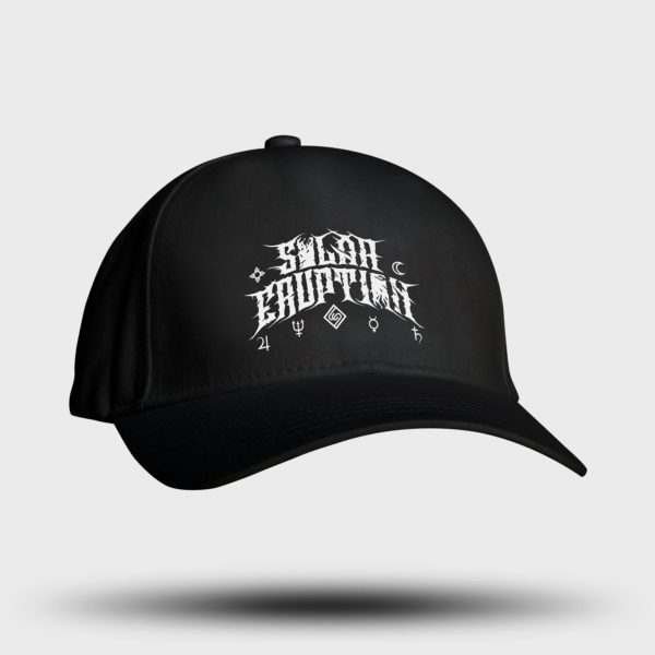 SOLAR ERUPTION Baseball Cap