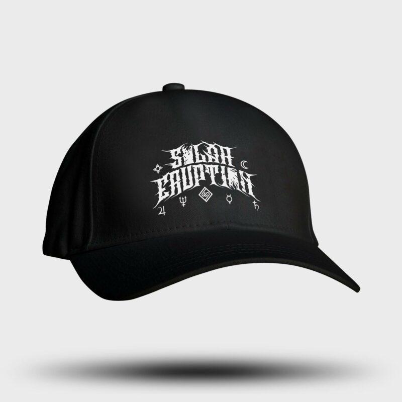 SOLAR ERUPTION Baseball Cap